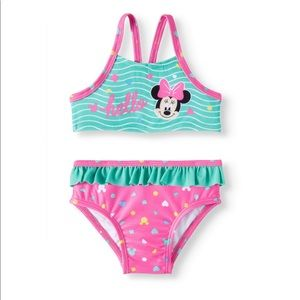 Minnie Mouse swimsuit ($5 with bundle)